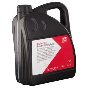 Brake Fluid 23932 5L DOT 4 Plus by Febi Bilstein