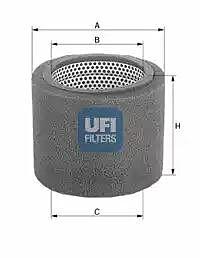 27.061.00 UFI Air Filter