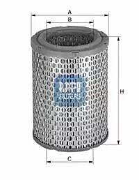27.081.00 UFI Air Filter
