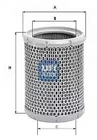 27.089.00 UFI Air Filter