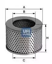 27.097.00 UFI Air Filter