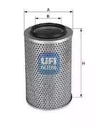 27.134.00 UFI Air Filter