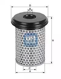 27.139.00 UFI Air Filter
