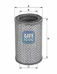27.236.00 UFI Air Filter