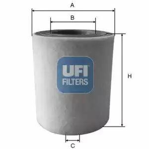 27.A48.00 UFI Air Filter