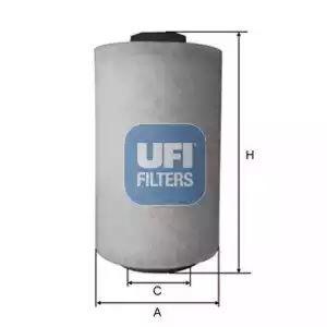 27.A53.00 UFI Air Filter