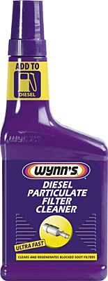 Diesel Particulate Filter Cleaner - 325ml 28263 WYNNS
