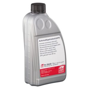 Atf 1 Litre Automatic Transmission Oil Fluid 29449 by Febi Bilstein