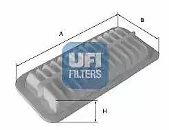 30.175.00 UFI Air Filter