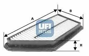 30.619.00 UFI Air Filter