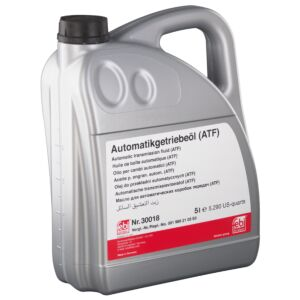 Atf Fluid 5 Litres Automatic Transmission Oil 30018 by Febi Bilstein