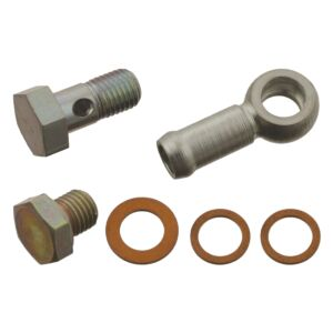 Attachment Parts Set thermostat housing Mounting kit 30077 by Febi Bilstein