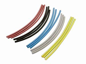Assorted Coloured Heatshrink 25.4mm Pk 8 | Connect 33063
