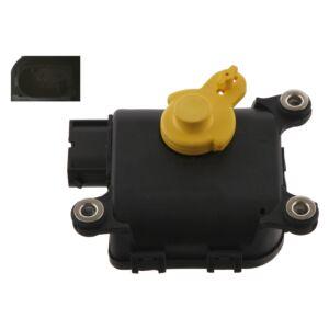 Control Servomotor for defrost cover (Lhd) blending flap 34149 by Febi Bilstein