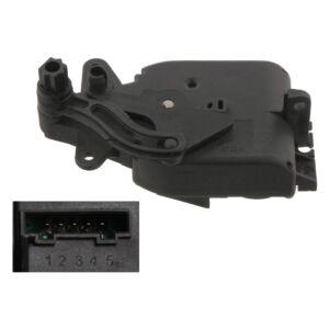 Adjustment Motor Change-Over Valve ventilation covers 34151 by Febi Bilstein