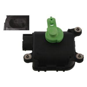 Control Servomotor for defrost ventilation cover Lhd 34153 Febi Bilstein