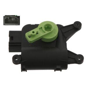 Control Servomotor for central cover (Lhd) blending flap 34155 by Febi Bilstein