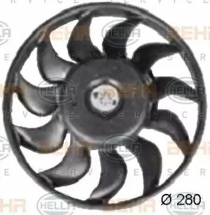 Air Conditioning fan 8EW351034-791 by BEHR Right