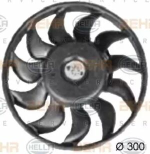 Air Conditioning fan 8EW351038-371 by BEHR Right
