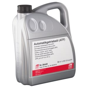 Atf 5 Litre Automatic Transmission Oil 36449 by Febi Bilstein