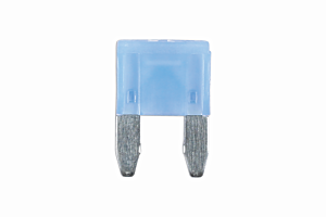 15amp LED Mini Blade Fuse 5 Pc | Connect 37142