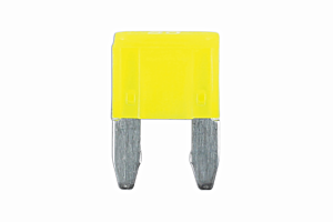 20amp LED Mini Blade Fuse 5 Pc | Connect 37143