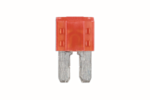 10amp LED Micro 2 Blade Fuse 5 Pc | Connect 37149