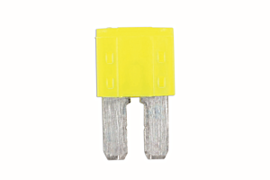 20amp LED Micro 2 Blade Fuse 5 Pc | Connect 37151