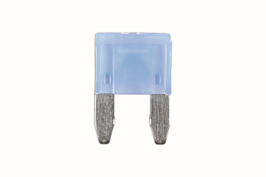 15amp LED Mini Blade Fuse Pk 25 | Connect 37172
