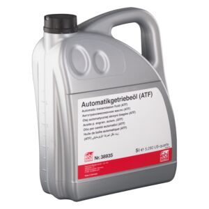 Atf 5 Litre Automatic Transmission Oil 38935 by Febi Bilstein