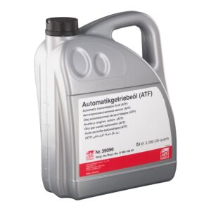 Atf 5 Litre Lifeguard 8 Automatic Transmission Oil 39096 by Febi Bilstein