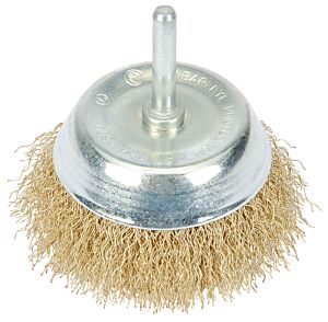 Draper 50mm Hollow Cup Wire Brush | 41432