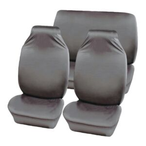Car Seat Cover Defender - Set - Grey 42312 COSMOS