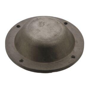 Hub Nut Cap Protection Lid wheel 43768 by Febi Bilstein