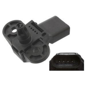 Boost-Pressure Sensor 45079 by Febi Bilstein