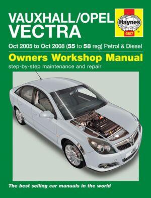Vauxhall Opel Vectra (05-08) 4887B HAYNES