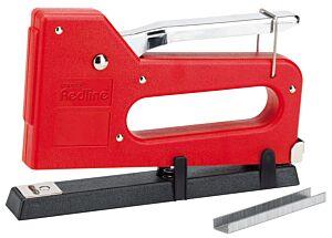 Draper Staple Gun/Tacker Complete with 100 x 12mm Staples | 67673