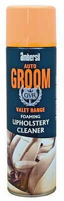 Auto Groom Upholstery Cleaner - 500ml 7003A AMBERSIL