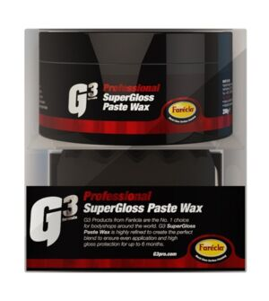 G3 Supergloss Paste Wax - 200g  7177 FARECLA RETAIL