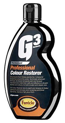 G3 Colour Restorer - 500ml 7195A FARECLA RETAIL
