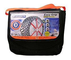 Easy Grip Snow Chains - Size H12 7901A MICHELIN