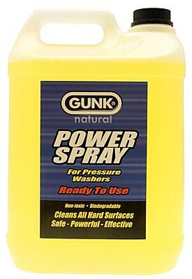 Pressure Washer Power Spray - 5 Litre 855 GUNK