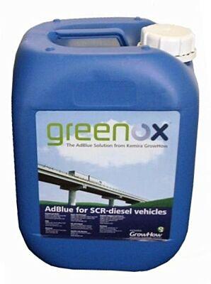 AdBlue Emissions Reducer For Diesel - 10 Litre AD910 GREENOX