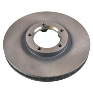 Brake Disc (Front) ADF124329 by Blue Print - Pair