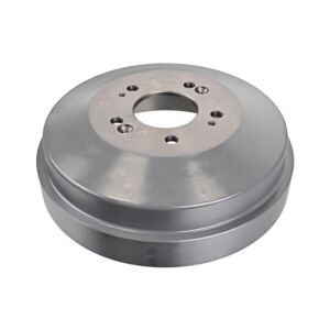 Brake Drum (Rear) ADG04718 by Blue Print - Pair