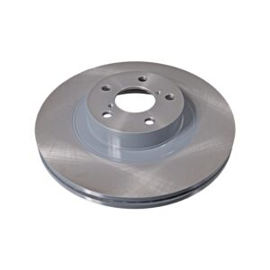 Brake Disc (Front) ADT343311 by Blue Print - Pair