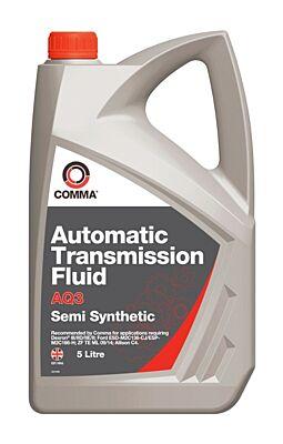 AQ3 Automatic Transmission Fluid - 5 Litre AQ35L COMMA