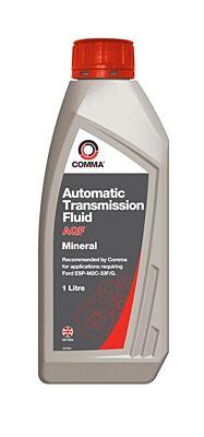 AQF Automatic Transmission Fluid - 1 Litre ATF1L COMMA