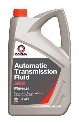 AQM Automatic Transmission Fluid - 5 Litre ATM5L COMMA
