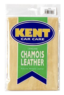 Best Quality Chamois Leather - 1.5 Square Foot - Bagged B150P KENT